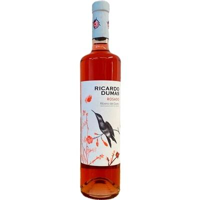vino ricardo dumas rosado